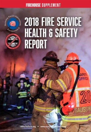 NFFF Releases Fire Service Health and Safety Report